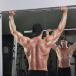 バーベル・ショルダープレスのやり方&効果|肩の筋肉を強く鍛えるトレーニング!