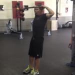 フェイスプルのやり方と効果、角筋後部・僧帽筋・広背筋など背面を広く鍛えよう!