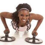 回旋式プッシュアップのやり方&効果|上腕三頭筋&大胸筋を旋回の動作で鍛える!