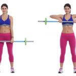 バーベル・アップライトロウのやり方&効果|三角筋&僧帽筋を鍛えるトレーニング!