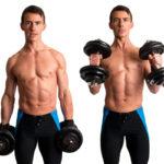 ハンマーカールのやり方&効果|前腕を鍛えるダンベル・トレーニング!