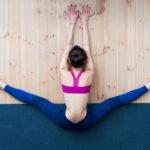開脚の前屈のポーズのやり方&効果(座位)|股関節の柔軟性と内臓機能のアップに!