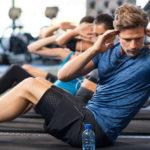 デクラインツイストシットアップ|デクラインでわき腹を鍛えるトレーニング!