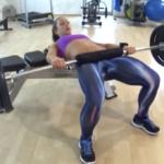 ヒップスラストのやり方&効果|お尻の筋肉を鍛える優秀な種目!